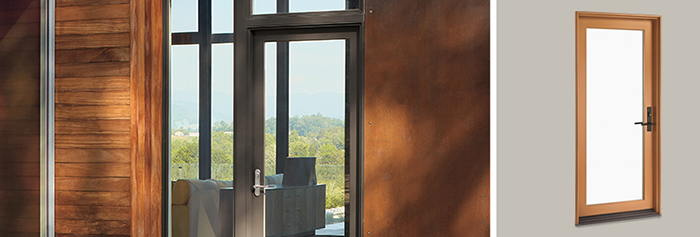 Marvin Contemporary Doors | Metropolitan Window Pittsburgh