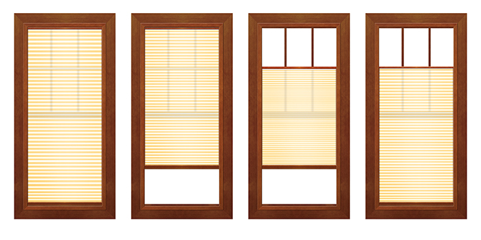 Marvin Door and Window Shades