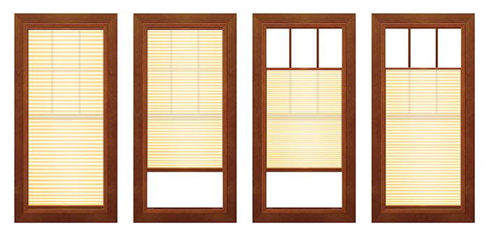Marvin Door and Window Shades  sc 1 st  Metropolitan Window & Marvin Door and Window Shades | Metropolitan Window Company