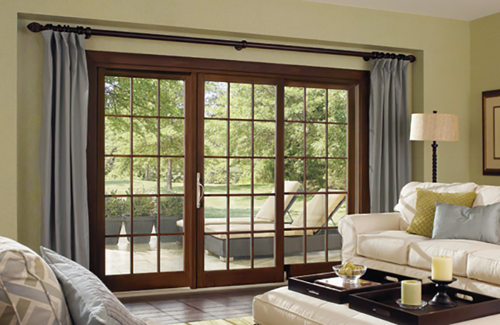 Sliding French Door & Sliding French Door | Doors Windows | Metropolitan Windows