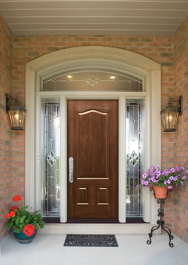Signet Fiberglass Entry Door Metropolitan Window Company
