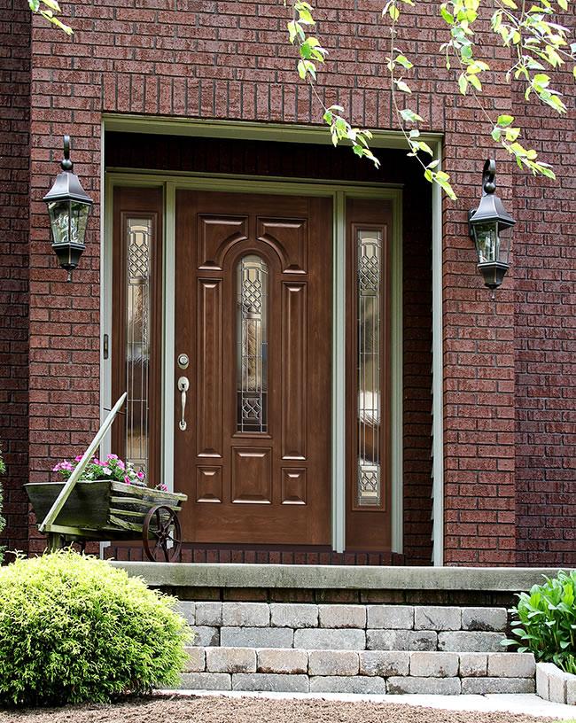 Signet Fiberglass Entry Door Metropolitan Window Company