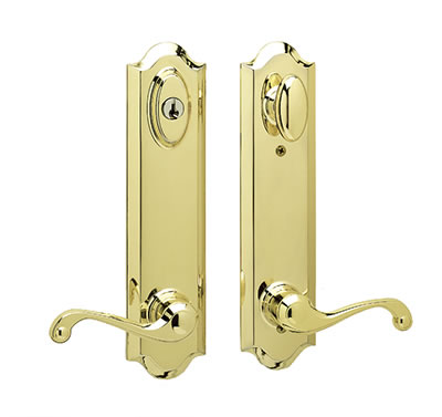 Provia Entry Door Hardware Styles Options