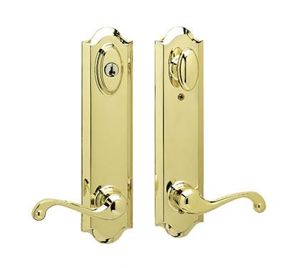 ProVia Entry Door Hardware Options | Metropolitan Window