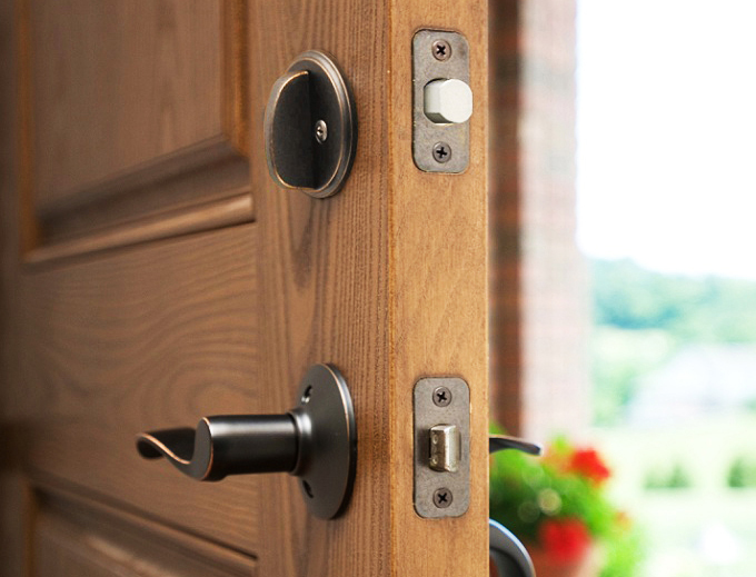 Entry Door Hardware Options