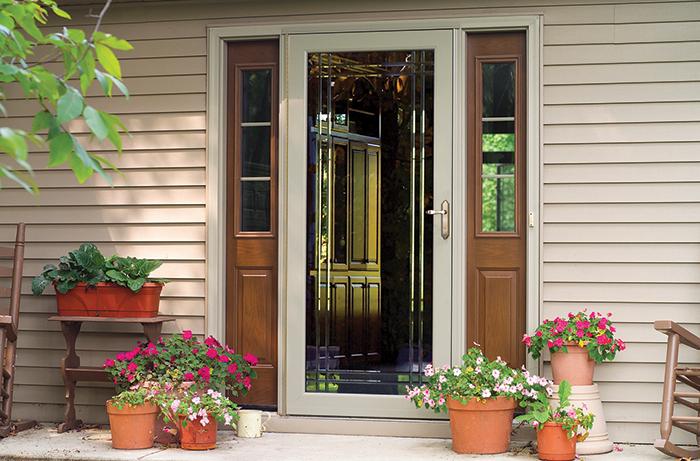 Provia storm door features metropolitan window pittsburgh for Fancy storm doors