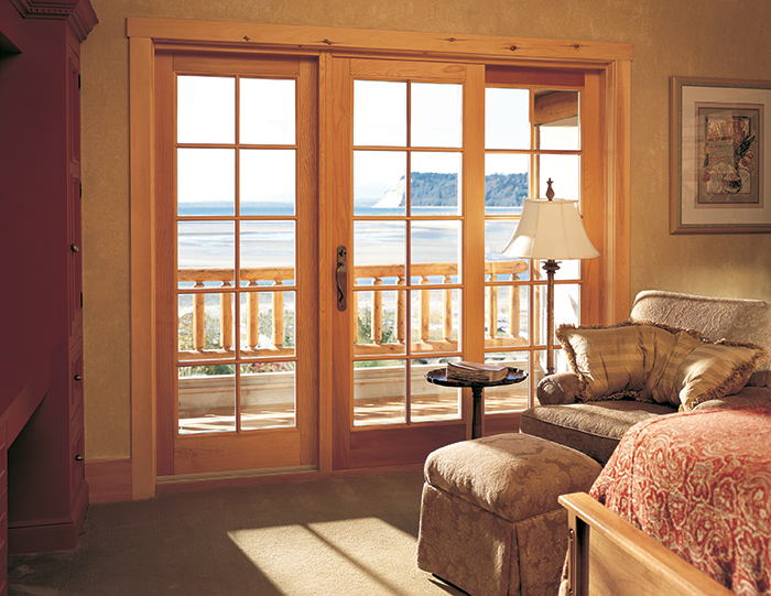 Marvin Sliding French Doors | Metropolitan Window Company