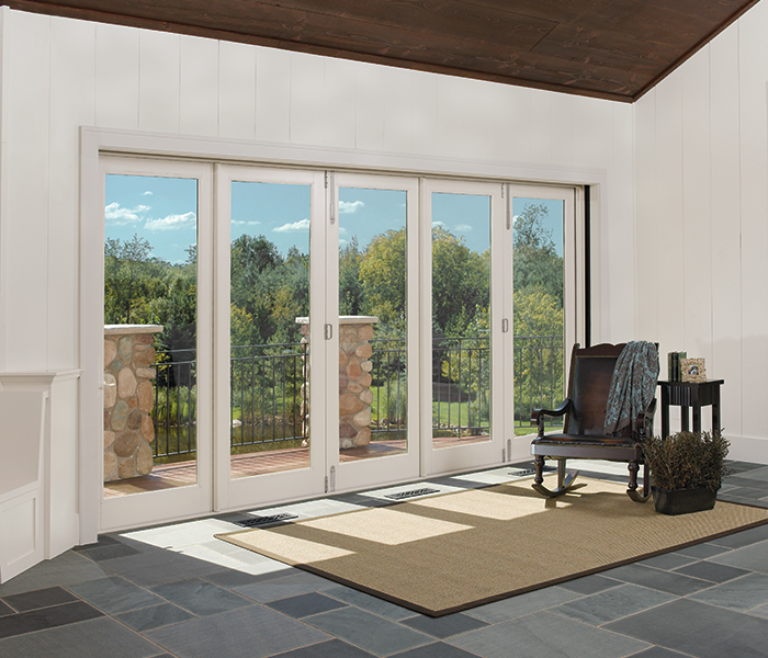 Marvin Bi Fold Doors Metropolitan Window Company Pittsburgh Pa