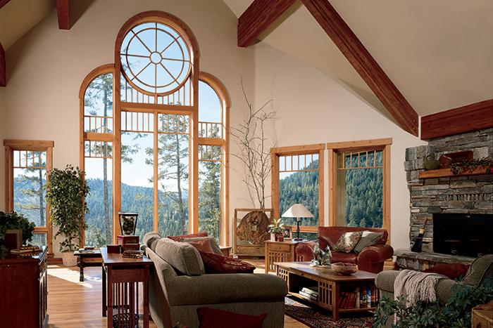 Marvin round top windows metropolitan window pittsburgh for Round top windows
