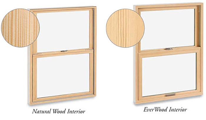 EverWood Interior Window Finish